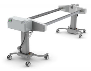 hospital bed positioning system