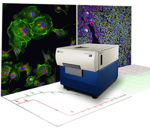 automatic cell imaging system / laboratory / for scientific research / confocal