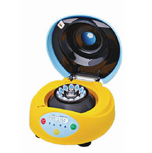 laboratory mini centrifuge / organic / benchtop / high-speed