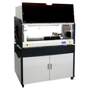automated sample processor / ELISA test / pipetting / washing