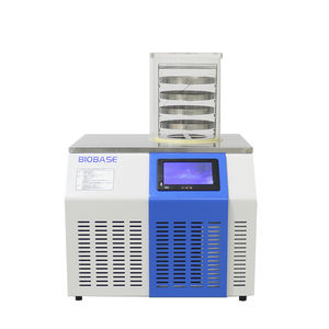 freeze dryer for the pharmaceutical industry