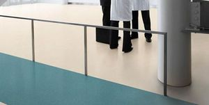 bacteriostatic flooring