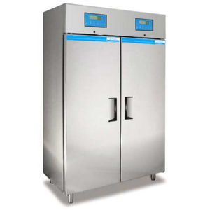 laboratory refrigerator / cabinet / with automatic defrost / combination