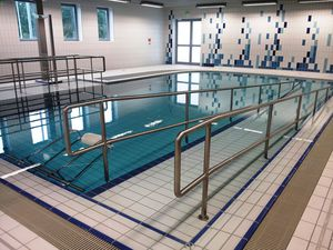 rehabilitation swimming pool