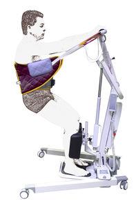 toilet sling / raising / rehabilitation