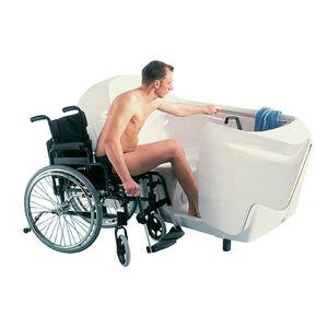 mobile hydromassage bathtub