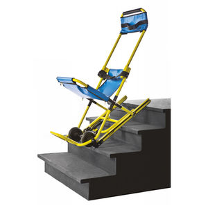 stair-climbing transfer chair / folding