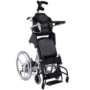 active wheelchair / indoor / stand-up