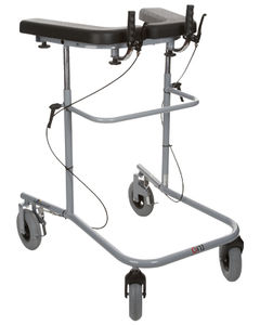 height-adjustable walkers