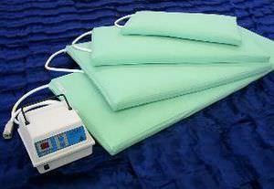 hospital bed mattress / not specified / foam / warming