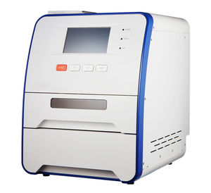 laboratory sample preparation system / nucleic acid extraction / tissue / blood