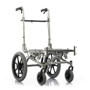 outside wheelchair frame