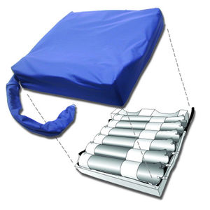 seat cushion / dynamic air / square / anti-decubitus