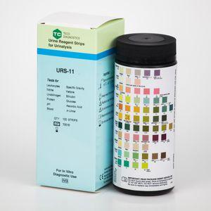 urinalysis test strip