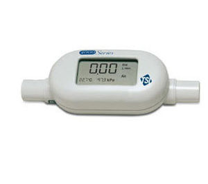 mass flow meter / gas / with LCD display