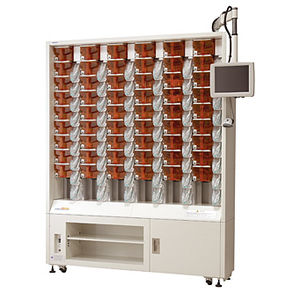 counting-filling machine for the pharmaceutical industry / bottle