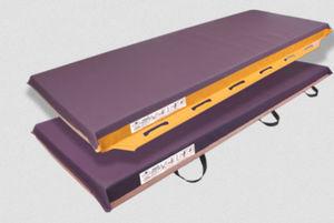 stretcher trolley mattress / emergency transfer