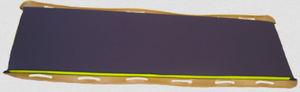 emergency transfer mattress / for stretcher trolleys / foam / X-ray transparent
