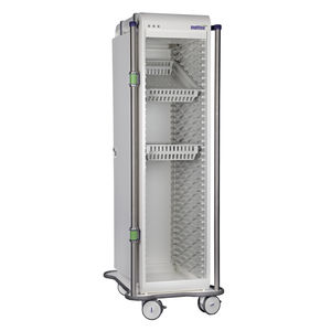 operating room trolley / storage / for medical devices / for consumables