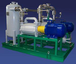 laboratory vacuum system / liquid ring