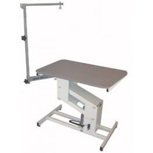 lifting grooming table