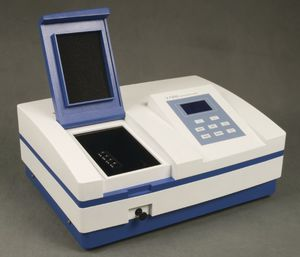 UV-visible spectrometer