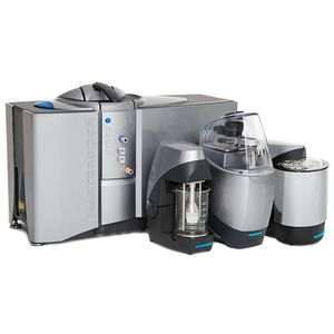 laser diffraction particle size analyzer / for environmental analysis / for the pharmaceutical industry / for the food industry