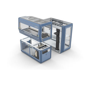 robotic laboratory workstation / for liquid handling / benchtop