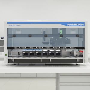 automated sample processor / for LC/MS / for therapeutic drug monitoring / benchtop