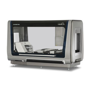 automated sample preparation system / laboratory / tissue / for DNA extraction