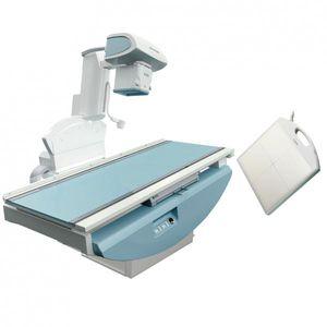 radio-fluoroscopy system