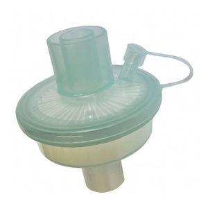 gas filter / for respiratory ventilators / HEPA / electrostatic