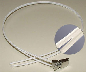 hip revision surgery bone cerclage wiring / multifilament polymer