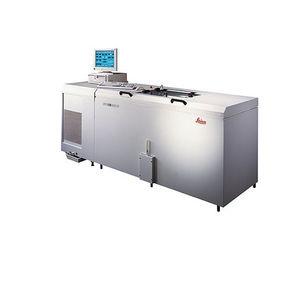 sliding microtome cryostat