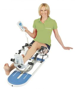 knee continuous passive motion device