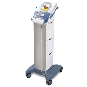 veterinary photostimulation laser / veterinary heat therapy unit / veterinary electro-stimulator / for equines