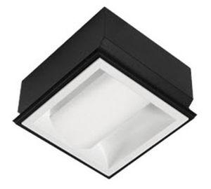 MRI room lighting / ceiling-mounted / LED