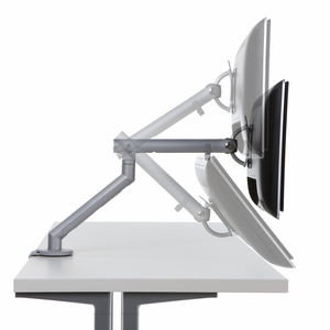desk monitor support arm / medical / articulated