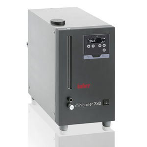 compact laboratory chiller / water-cooled
