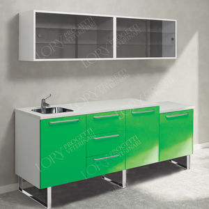 worktop with drawer