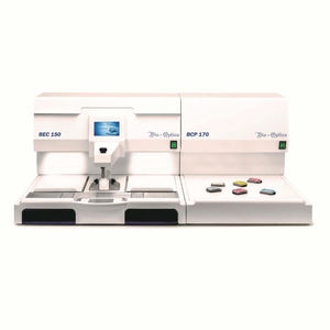 automatic sample preparation system / for histology / tissue / paraffin embedding