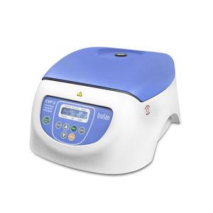 molecular biology centrifuge / for DNA / benchtop / with vortex shaker