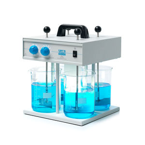 sample preparation flocculator / benchtop / digital