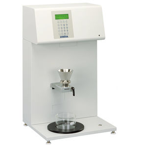 powder flowability testing system