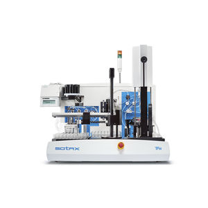automatic sample preparation system / laboratory / dilution / weighing