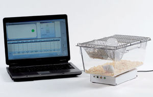 animal research activity monitor
