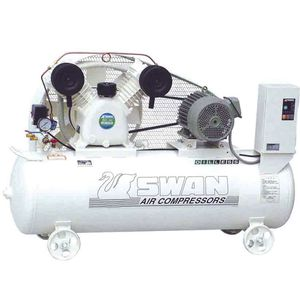 dental air compressor / oil-free / on casters