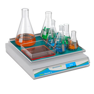 orbital laboratory shaker / digital / benchtop