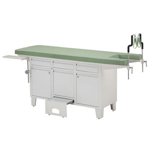 1 section examination table