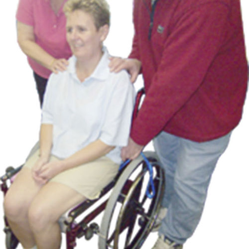 wheelchair sheet / sliding / for people with reduced mobility